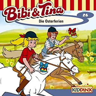 Die Osterferien audiobook cover art
