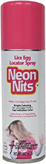 Neon Nits Lice Egg Locator Hair Treatment Spray