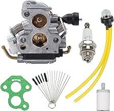 Yermax C1T-EL41 Carburetor for Husqvarna 135 140 140E 435 440 435E 440E Chainsaw Jonsared CS410 CS2240 McCulloc CS410