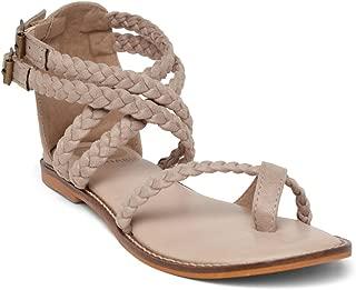 KANABIS Women's Boho Braids-Sand… Fashion Sandals