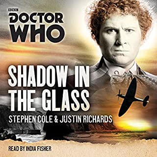 Doctor Who: Shadow in the Glass cover art