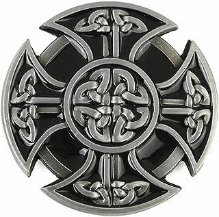 MASOP Celtic Belt Buckle for Men Keltic Knot Western Belt Buckles