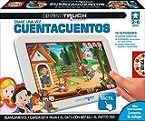 Educa - EducaTouch Junior Erase UNA Vez Musik und Lieder, Lernspiel für Kinder, ab 24 Monaten, Ref. 15746 -