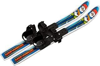 Snowman Children's Nordic Skis Waxless 70cm 2010 W. Poles/bindings