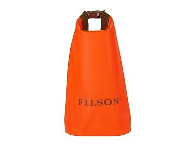 Filson Dry Bag Small (Flame) Handbags