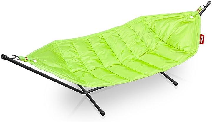 aMaca verde lime impermeabile e resistente ai raggi uv con robusto telaio tubolare by fatboy B004K9T04Y