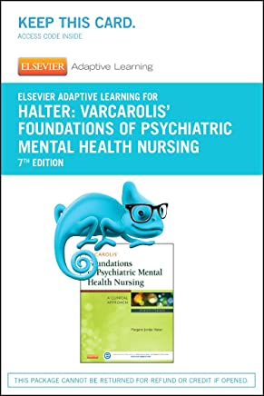 Elsevier Adaptive Learning for Varcarolis Foundations of Psychiatric Mental Health Nursing Access Card
