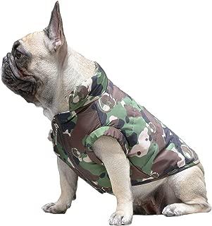 iChoue Pet Dog Winter Warm Coat Vest Clothes Jacket for Cold Weather