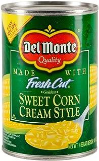 Best del monte sweet corn cream style Reviews