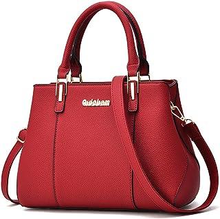 Fanspack Lady Shoulder Bag Large Capacity Waterproof Hand Bag Casual Wild Crossbody Purse