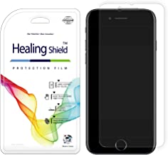 for iPhone 8 Screen Protector, [2 + 1 Pack], Healing Shield AFP OLEOPHOBIC 2-Pack Front & 1-Pack Matte Back Full Cover Protector for Apple iPhone 8