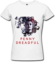 Ty Penny Dreadful Temporada 3 Póster de Logo T Shirt para Mujer Color Blanco