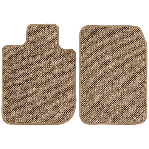 GGBAILEY D3478B-F1A-BGE-AW Ferrari, 575M, 2002, 2003, 2004, 2005, 2006 Beige All-Weather Floor Mats