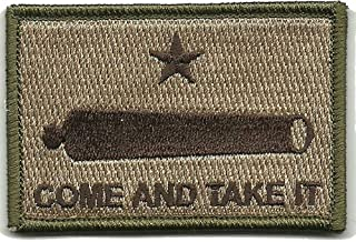Gonzales Tactical Flag Patch