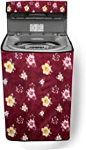 Stylista Fully-Automatic Top Load Washing Machine Cover Compatible for IFB TL- RCW Aqua 6.5 kg Printed