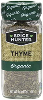 The Spice Hunter Thyme, Organic, 0.6-Ounce Jar