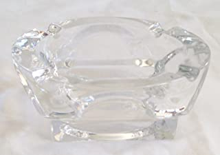 Fostoria Glass Clear Transition 4-3/4