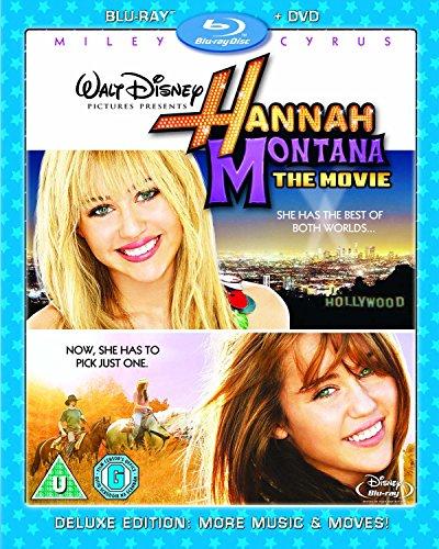 Hannah Montana: The Movie (Blu-ray + DVD) [Region B]