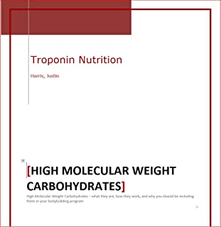 high molecular weight carbohydrate