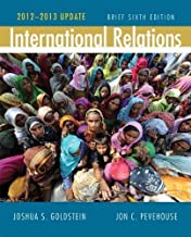 International Relations, Brief Edition, 2012-2013 Update (6th Edition) 6th (sixth) Edition by Goldstein, Joshua S., Pevehouse, Jon C. [2012]