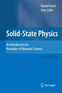 Solid-State Physics: An Introduction to Principles of Materials Science