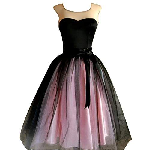 detailed look af2a7 185a2 Vestito Tulle: Amazon.it