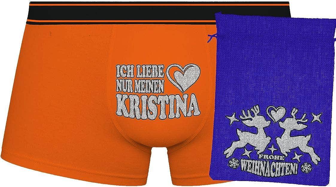 Geschenke f/ür M/änner Ich Liebe nur Meine Kristina Herr Plavkin