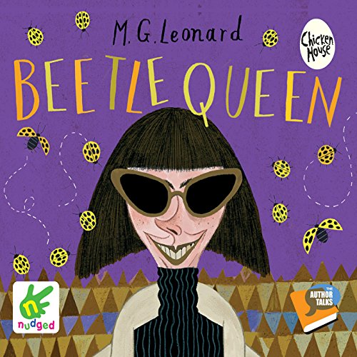Beetle Queen cover art
