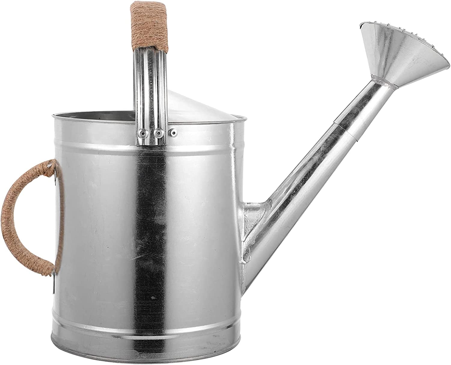 Cabilock Iron Watering Can Metal 70% OFF Same day shipping Outlet Flower Miste Pot Plant
