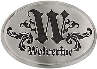 Marvel Comics Jewelry Wolverine Carved Motif Design Belt Buckle 5003