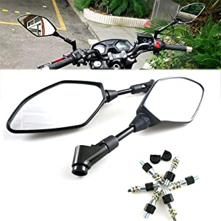 Motorcycle Rearview Mirror Side Mirrors Suitable For Yamaha MT-07 MT-09 FZ07 FZ09 2013-2016