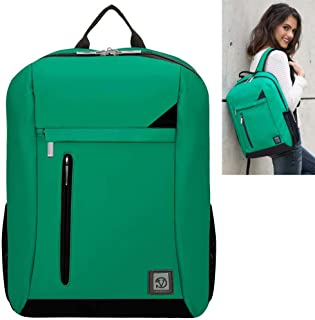 15.6 to 17.3 Inch Business Laptop Backpack Daypack Organizer Bag for HP