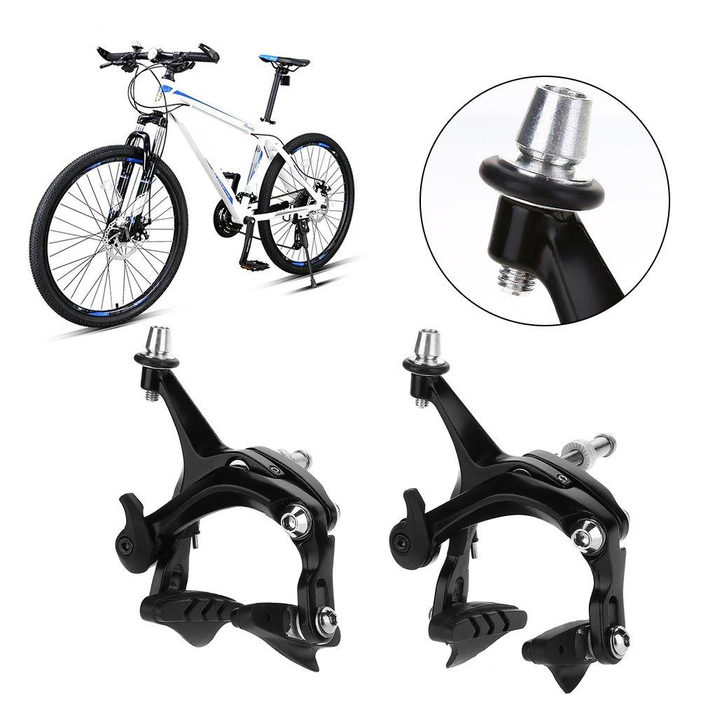 VGEBY1 Calibradores de Bicicleta de Carretera, Juego de Frenos de tracción de Bicicleta de Carretera Resistente al Desgaste para Bicicletas de Carretera con Freno mecánico: Amazon.es: Deportes y aire libre