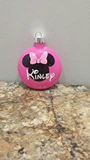 Best personalized minnie mouse ornament Reviews
