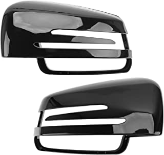 PREPP Links/rechts Auto Reversing Mirror Housing Cover Wing Achteraanzicht Spiegel Cover Fit voor MERCEDES-BENZ C-klasse W...