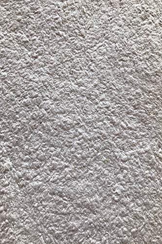 Baumwollputz - Flüssigtapete - Ökologisch - Wohnbiologisch Empfohlen vom IBR GmbH - Wärmedämmend - Schallschluckend - Feuchtigkeitsabweisend - in 60 Farben - 1 Beutel deckt 5,5m2. (ROMA)
