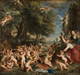 Rubens Giclée Leinwand Prints Gemälde Poster Reproduktion