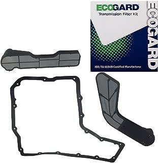 ECOGARD XT1227 Transmission Filter Kit for 1994-2005 Cadillac DeVille, 1993-2004 Seville, 1993-2002 Eldorado, 2006-2010 DTS, 1993 Allante | 1995-2003 Oldsmobile Aurora | 2006-2011 Buick Lucerne