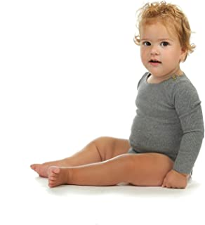 Silky Toes Baby Infant Ribbed Bodysuit Boys Girls