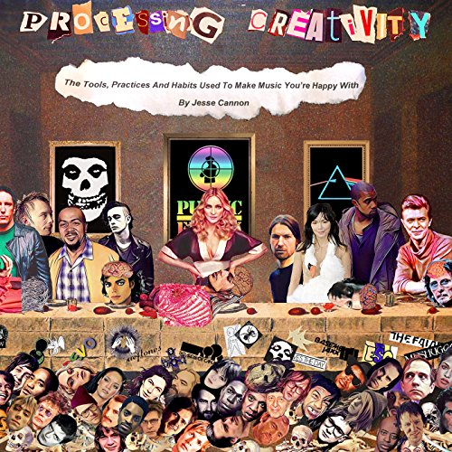 Processing Creativity audiobook cover art