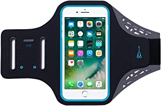 Outdoor Sports Armband, Fitness Running Mobile Arm Bag, Waterproof and Comfortable, Suitable for 5.5-Inch Apple Mobile Phone