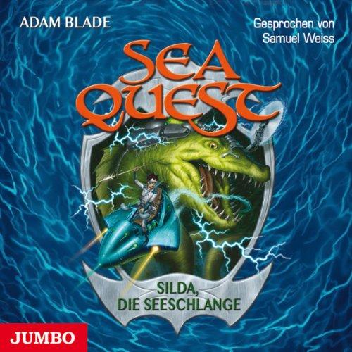 Silda, die Seeschlange (Sea Quest 2) Titelbild
