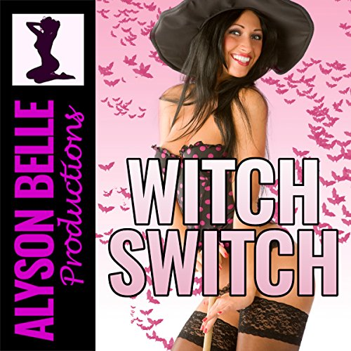 Witch Switch audiobook cover art