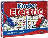 Noris 606013702 Kinder Electric Der Lernspiel-Klassiker, was passt zusammen, Es blinkt, wenn's stimmt, ab 4 Jahren