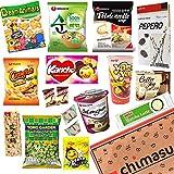 Chimasu - Caja de aperitivos asiáticos (variedad),...
