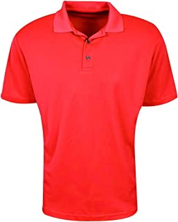 Solid Baby Pique Cool Polo Black Label