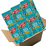 Enjoy Life Seed & Fruit Mix, Soy free, Nut free, Gluten free, Dairy free, Non GMO, Vegan, Beach Bash, 6 Ounce Bags (Pack of 6)