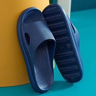 vincente Zapatillas para Mujer Mujeres Hombres Ducha Sandalia Antideslizante Punta Abierta Soft Bath Slippers, Suave y cómoda