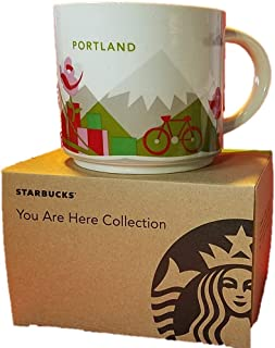 Starbucks You are Here Collection Series (Portland - 2016)