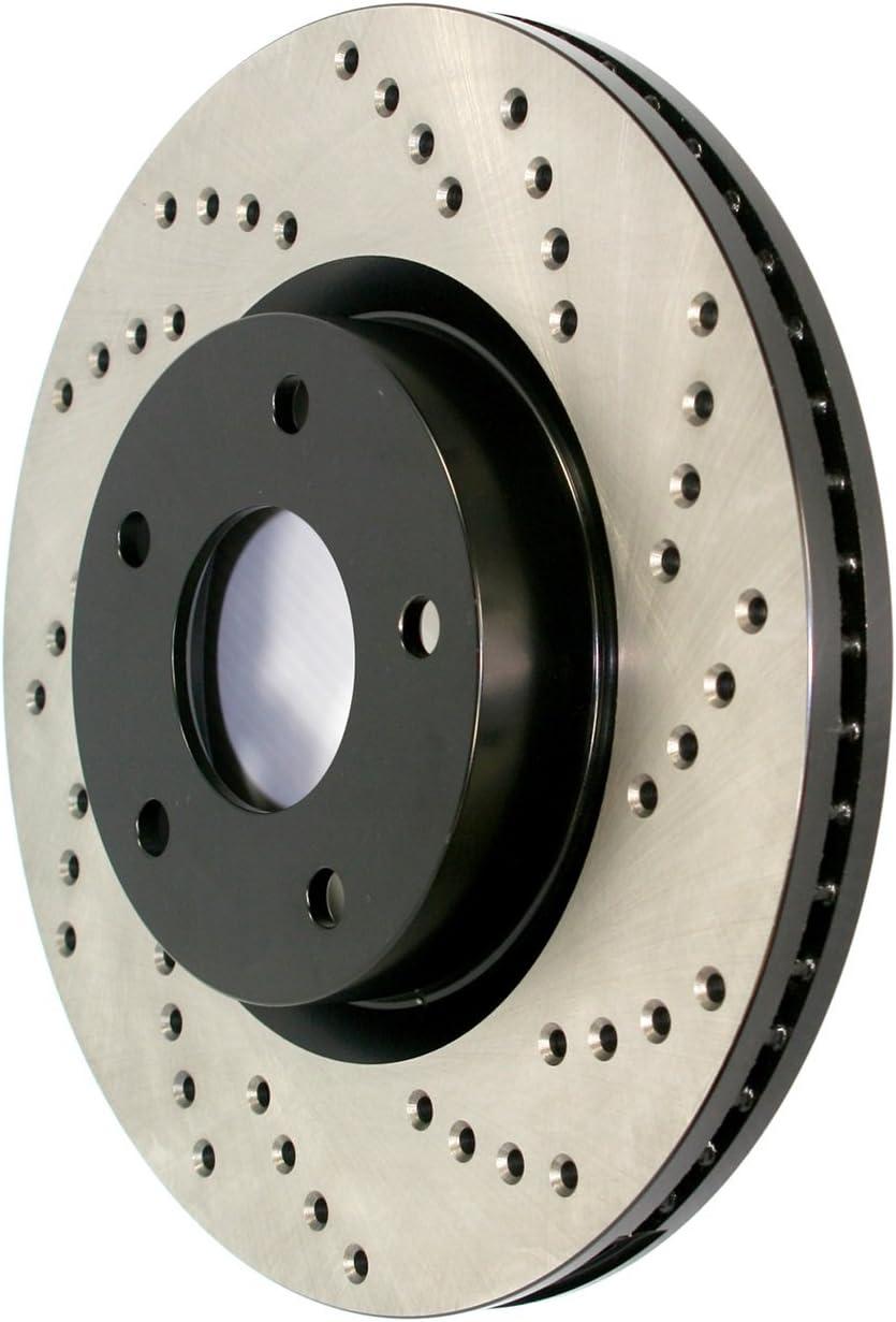 Max 50% Oklahoma City Mall OFF StopTech 128.65095CR Rotor Brake